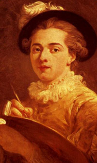 Jean honor� FRAGONARD